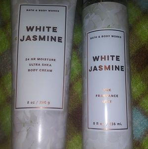 Bath and body White Jasmine